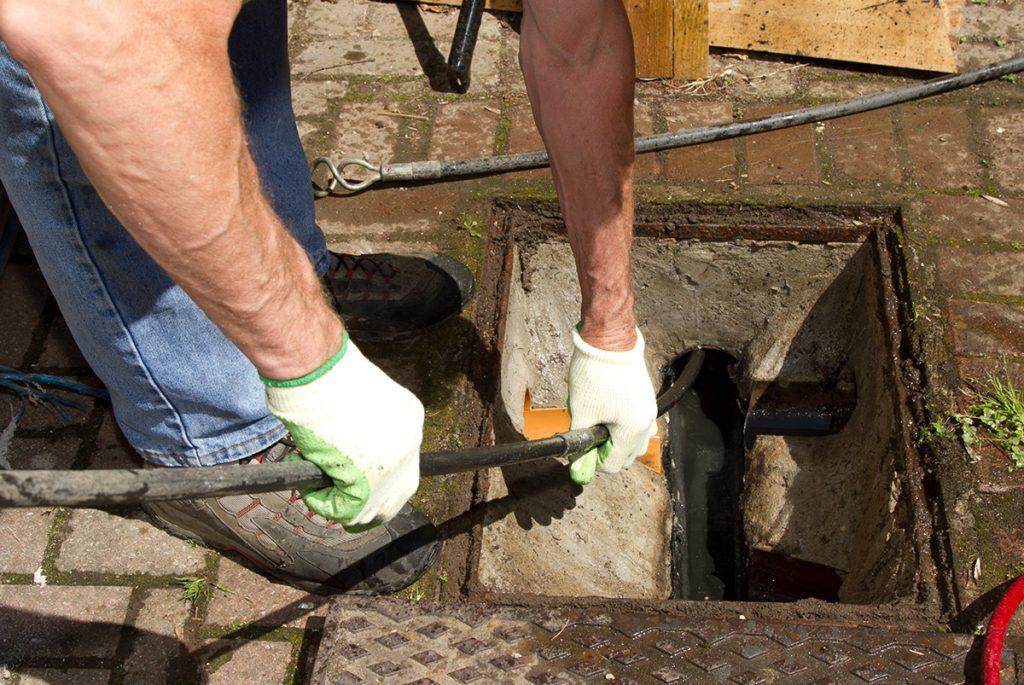drainage service reading